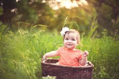 Inspire: 9 Month Old Portrait Session from Angie Healy on http://inspiremebaby.com