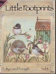 Little Foot Prints Vol.3 - Carol Forsyth - Nadieshda N - Picasa Web Albums...