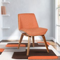 Alder Parsons Chair
