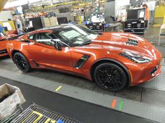 2015 Corvette Z06 - Production Complete / Pics - Corvette Forum
