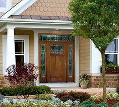 Six Panel Exterior Door - Dallas Texas