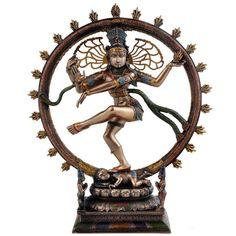 Lord Shiva in Natraj pose