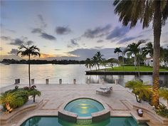 ONE Sotheby's International Realty Millionaire Lifestyle, New Life, Luxury Boat, Fort Lauderdale, Photography Tips, House Design, Mansions, Outdoor Decor, Modern