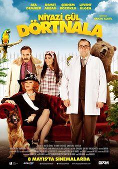 Niyazi Gül Dörtnala - 08 Mayıs 2015 Cuma | Vizyon Filmi Ata Demirer, Demet Akbağ, Şebnem Bozoklu, Levent Ülgen #NiyaziGul4Nala #Sinema #Movie #film http://www.renklihaberler.com/sinema-805-Niyazi-Gul-Dortnala