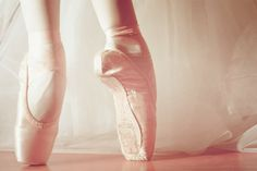 Perfect Pointe Shoes!