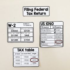 Financial Literacy Word Wall - filing federal income taxes by nadeenedwards Read Consumer Math, Math Vocabulary, Maths, Math Word Walls, Psychology Programs, Federal Income Tax, Math Words, Math Class, Budgeting Money