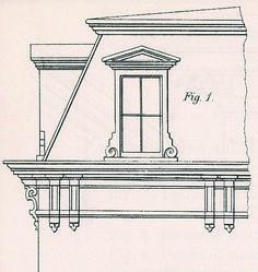 Mansard roof french or concave mansard roof victorian for Mansard roof construction details