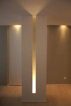 6 Mind Blowing Useful Ideas: False Ceiling Colour Ideas foyer false ceiling light fixtures.False Ceiling Bedroom Inspiration false ceiling design for hall. Columns Decor, Interior Columns, Design Entrée, Wall Design, House Design, Home Interior, Modern Interior Design, Pillar Design, False Ceiling Living Room