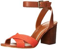 Enzo Angiolini Women's Gabele Leather Dress Sandal