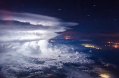 I sometimes think how awesome it must be for pilots if they love photography. And an Ecuador-based pilot and photographer Santiago Borja Lopez proves me right. He captures night skies from his Boeing 767, and sometimes, these images involve lightning bolts and incredible storms. The sky from an airplane is magnificent on its own, but …