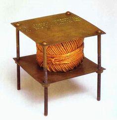 隠されたノイズと - Marcel Duchamp