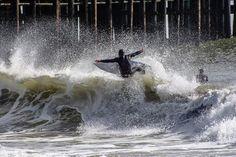 Santa Cruz CA: #santacruz_photos #santacruz #santacruzwaves #surf #wave #surfing #picoftheday by santacruz_photos