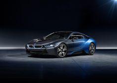 BMW i3 and i8 Garage Italia CrossFade