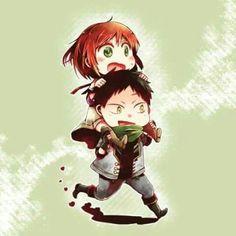 Shirayuki - Obi