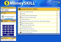 MoneySKILL is a FREE online reality based personal finance course for young adults developed by the AFSA Education Foundation.