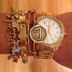 #stack #jewelry #bracelet