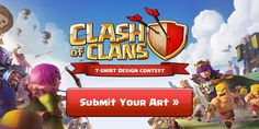 Are you ready to be Designer-in-Chief? You've still got time to create your unique Clash of Clans T-Shirt design!   Visit the contest page for rules & submission: https://www.designbyhumans.com/clash-of-clans/ #welove2promote #digitalproducts #software #makemoneyonline #workfromhome #ebooks #arts #entertainment #bettingsystems #business #investing #computers #internet #cooking #food #wine #ebusiness #emarketing #education #employment #jobs #fiction #games #greenproducts #health #fitness…