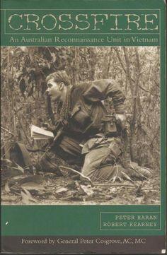 Crossfire - Vietnam War by Peter Haran & Robert Kearney - Paperback - S/Hand