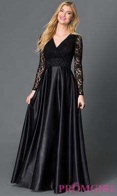 Shop party dresses with sleeves and sleeved formal gowns at Simply Dresses. Long evening dresses with sleeves, casual dresses, long-sleeve formal gowns, and short cocktail dresses with sleeves. Prom Dresses 2015, Long Prom Gowns, Trendy Dresses, Casual Dresses, Formal Dresses, Party Dresses, Formal Prom, Dresses Dresses, Dress Party