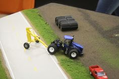 Spring On The Model Farm With Jeff Borth - Time For Spring - The Toy Tractor Times Online Magazine