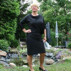 Twister Dress Pattern - patron gratuit taille 44-46 -