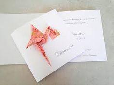 """Résultat de recherche d'images pour """"noeud origami faire part"""""""