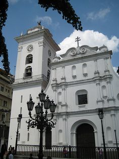 Cathedral, Old Town Caracas