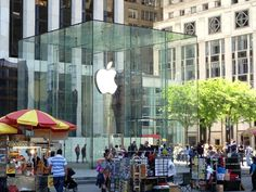 Apple Store en New York, NY