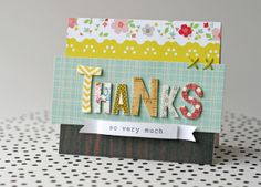 Shrink Plastic! Custom patterns added in photoshop and printed onto the plastic! LOVE it! - Five Ways to Make Your Own Lettering by Kirsty Neale @ shimelle.com
