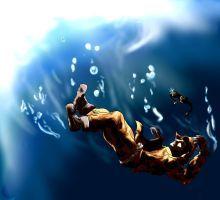 Drowning Heatwave by BIazeRod