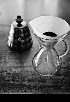 Chemex Coffeemakers, as simple as it looks, now available at jaguarforest.com