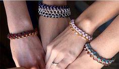 Réalisez vos bracelets tressés avec La Fine Equipe !
