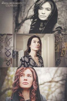 Jocelyn on Pinterest | The Mortal Instruments, Lena Headey ...