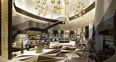 Sisustusarkkitehtitoimisto dSign Vertti Kivi & Co. Hilton, hotel design, Tallinn