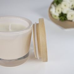 Bloomsocial.nz hand poured vanilla bean candle