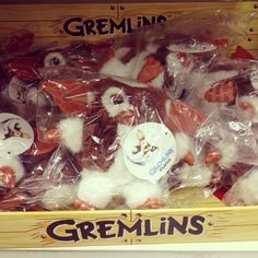 NO WAY!! GIZMO DOLLS HOW COME I DONT HAVE ONE!!