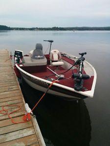 bateau de peche montreal