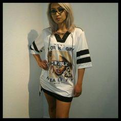 HLZBLZ clothing ♡ me modeling ♡ at Last Stopp Shop ♡ Pamela Jazmin