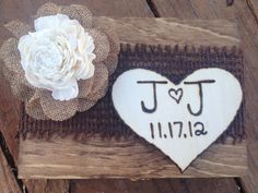 Ring Bearer Box  Rustic Wedding Decor  Ring by CountryBarnBabe, $30.00
