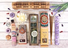 Beautifully packaged and available in a selection of gorgeous scents the Karma Incense range is a real showstopper.