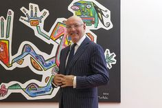 CEO, Leo Burnett