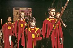 Quidditch ... Project on ...