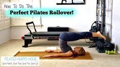 Pilates Roll Over - A Tutorial