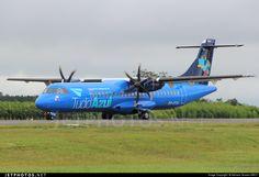 Everything Blue (Tudo Azul) ATR 72-212A(500) PP-PTU 891 Curitiba Afonso Pena Airport - SBCT