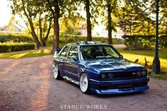 BMW E30 M3 > almost similar to first car:-)