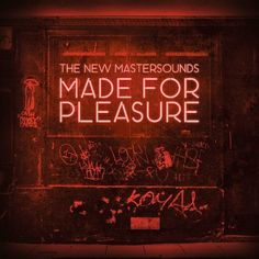 Made for Pleasure [CD]