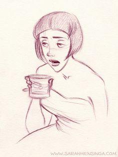 sarah mensinga – looks like my morning face :D