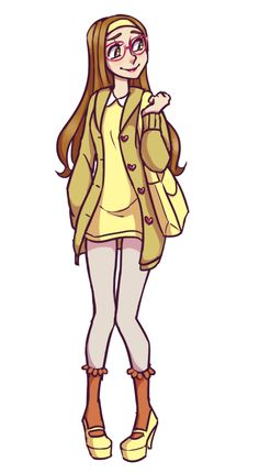 Honey Lemon by SonicRocksMySocks on DeviantArt