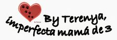 By Terenya, Con mis Ojos y mis Manos: Hoy compartimos... 3 no son multitud