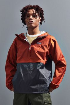 a48c6e24a84 Patagonia Torrentshell Anorak Jacket